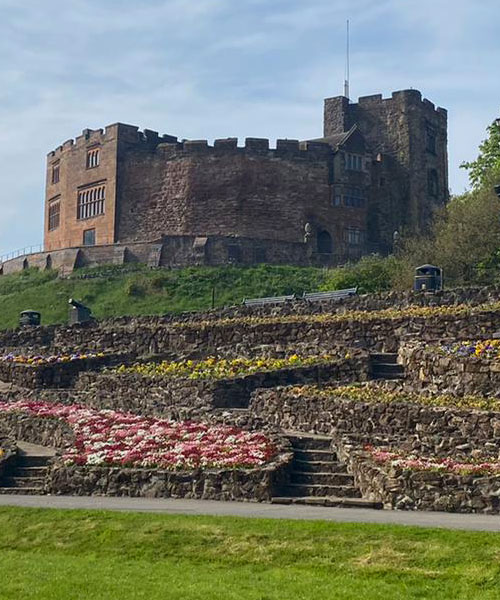 Tamworth Castle Local Business IT Support